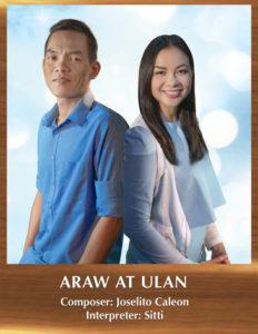 Sitti: Araw at Ulan